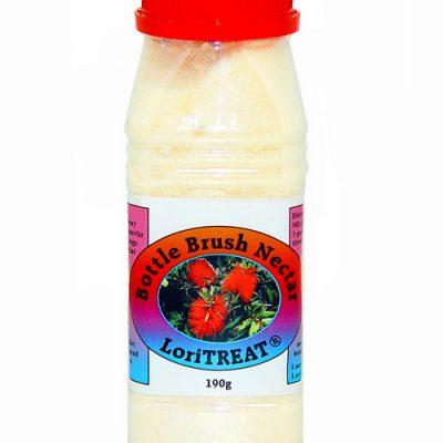 attraction-loritreat-bottle-brush-nectar-190g